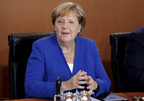 US diplomat urges Merkel to take 'firm stance' in China