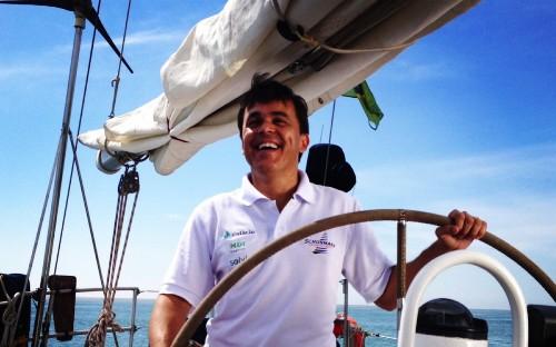 Spotlight: Angel Investor and World Traveler Pierre Schurmann