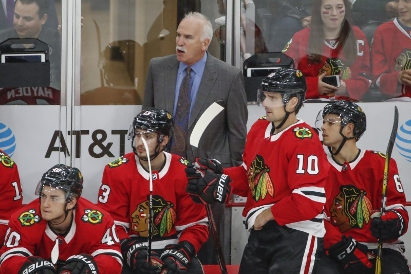 NHL Coaches on the Hot Seat in 2017-18