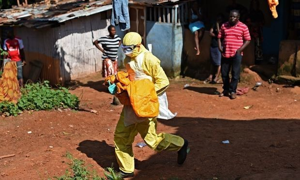 Sierra Leone bans Christmas and New Year gatherings over Ebola risk