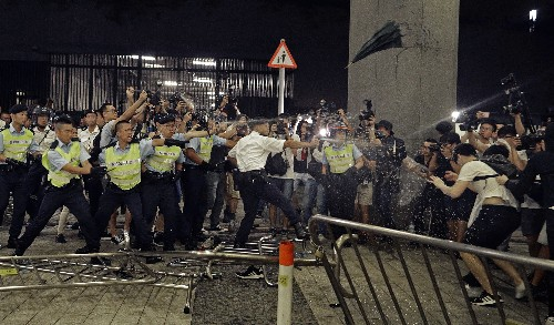 Hong Kong protests challenge China with no end in sight