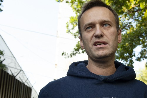 Russia lists Navalny's anti-fraud group as a foreign agent