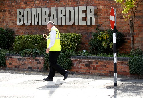 Bombardier earnings beat on demand for business jets