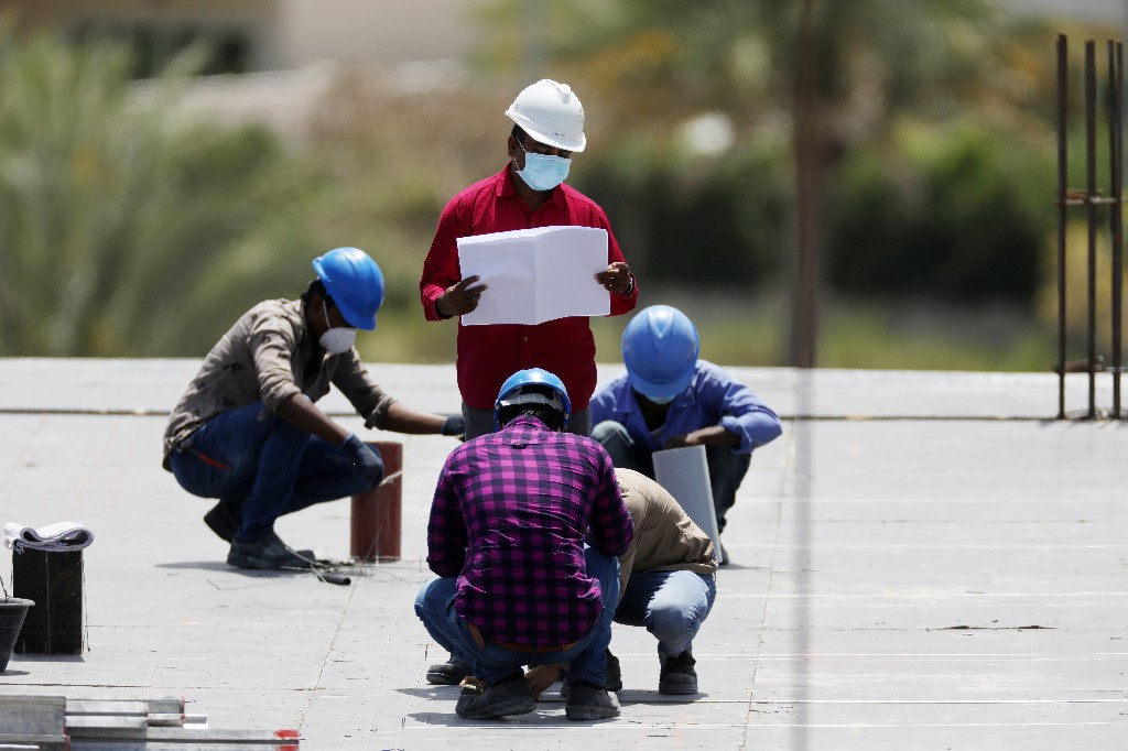 Investors raise concerns about migrant workers' rights in Gulf
