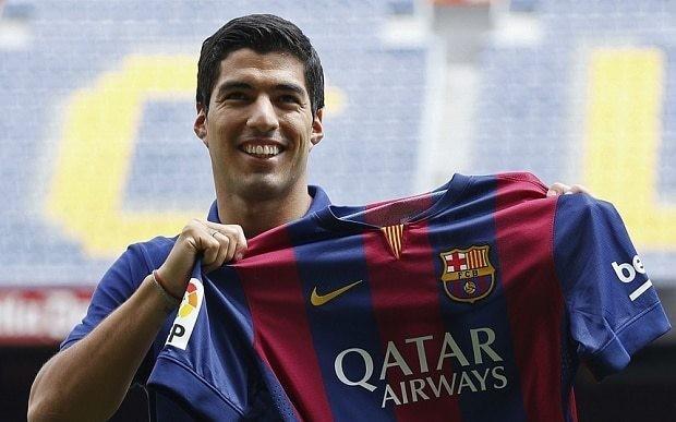 Luis Suarez's desire to leave Liverpool saved us £10m, claim Barcelona