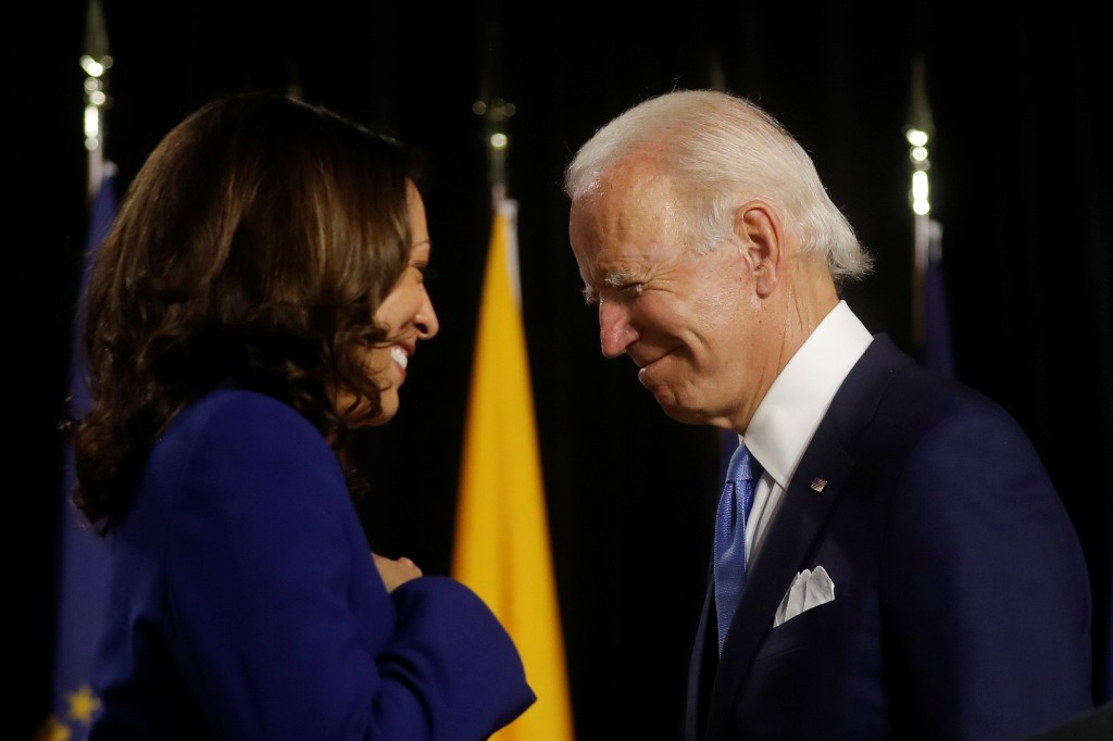Poll: Harris could help Biden with women, young voters
