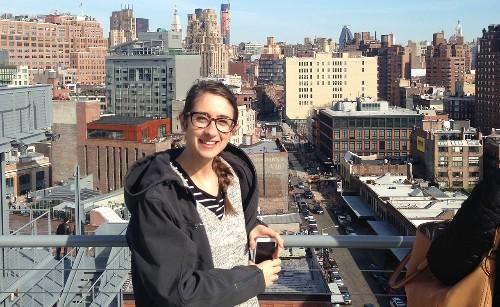 Spotlight: Quartz Editorial Assistant Molly Rubin