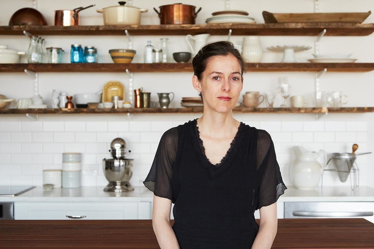 On the Red Couch with Food52's Amanda Hesser
