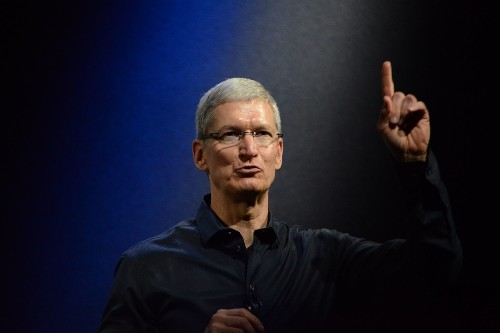 Apple's self-driving car ambitions shrink to just software, says Bloomberg