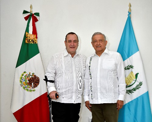 Mexico and Guatemala must work together on migration: Lopez Obrador