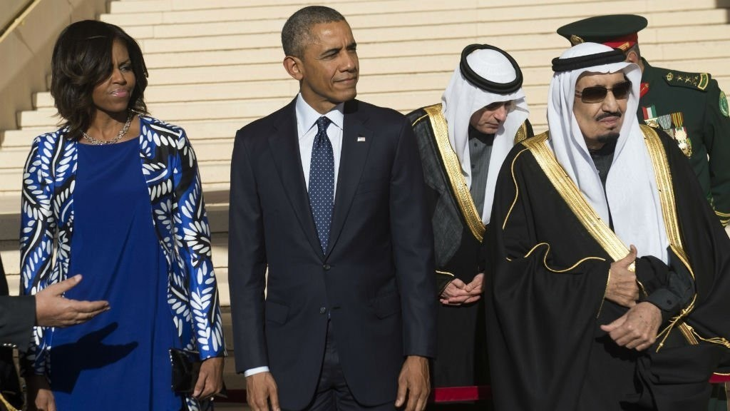 Obama faces pressure on secret '28 pages' ahead of Saudi trip