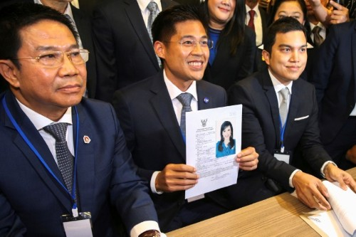 Thai princess calls her political party's ban 'sad and depressing'