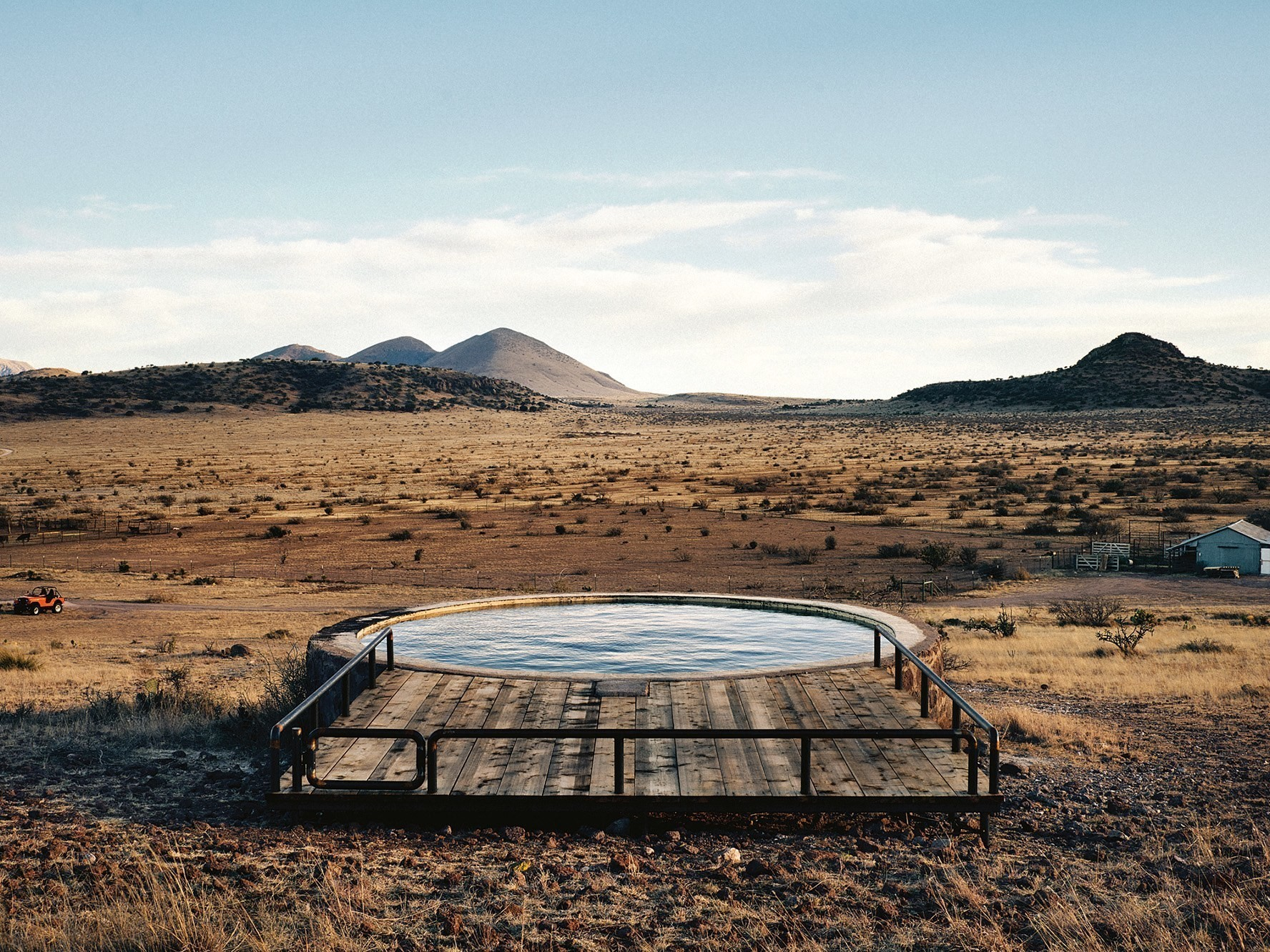 Tour 7 of the Coolest Homes in Marfa, Texas