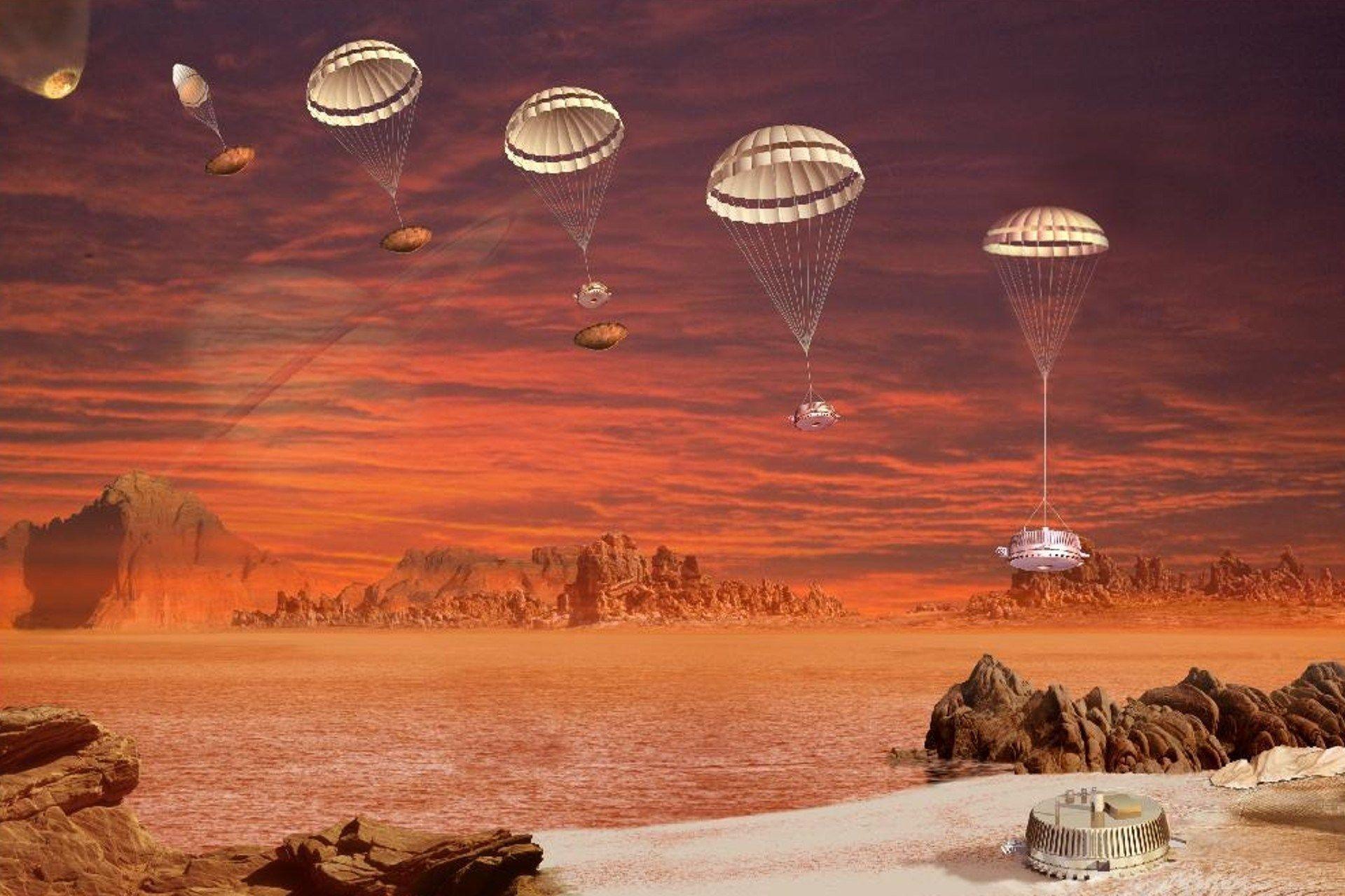 10年前の土星衛星タイタン着陸を、2分で振り返る動画