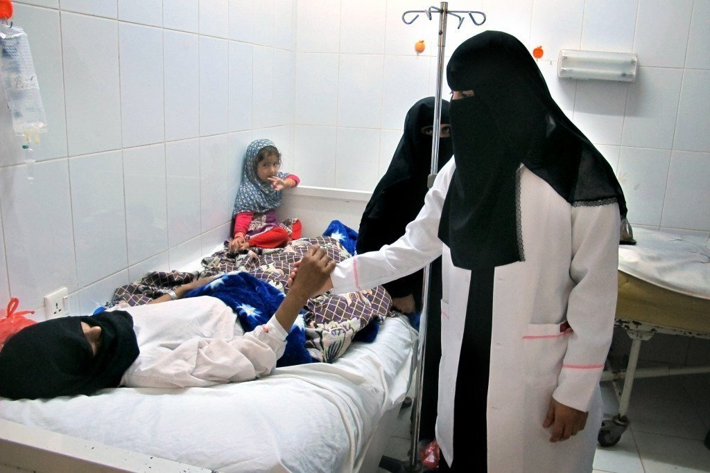 'Sometimes the baby dies, sometimes the mother': Life and death in Yemen's hospitals