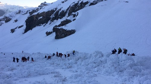 Injured pulled from Swiss avalanche, rescue work continues: police