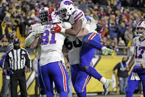 Allen's fourth-quarter TD clinches playoff spot for Bills