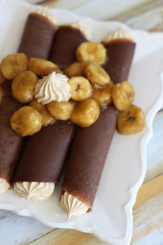 Chocolate Crepes to End All Crepes | HuffPost Life