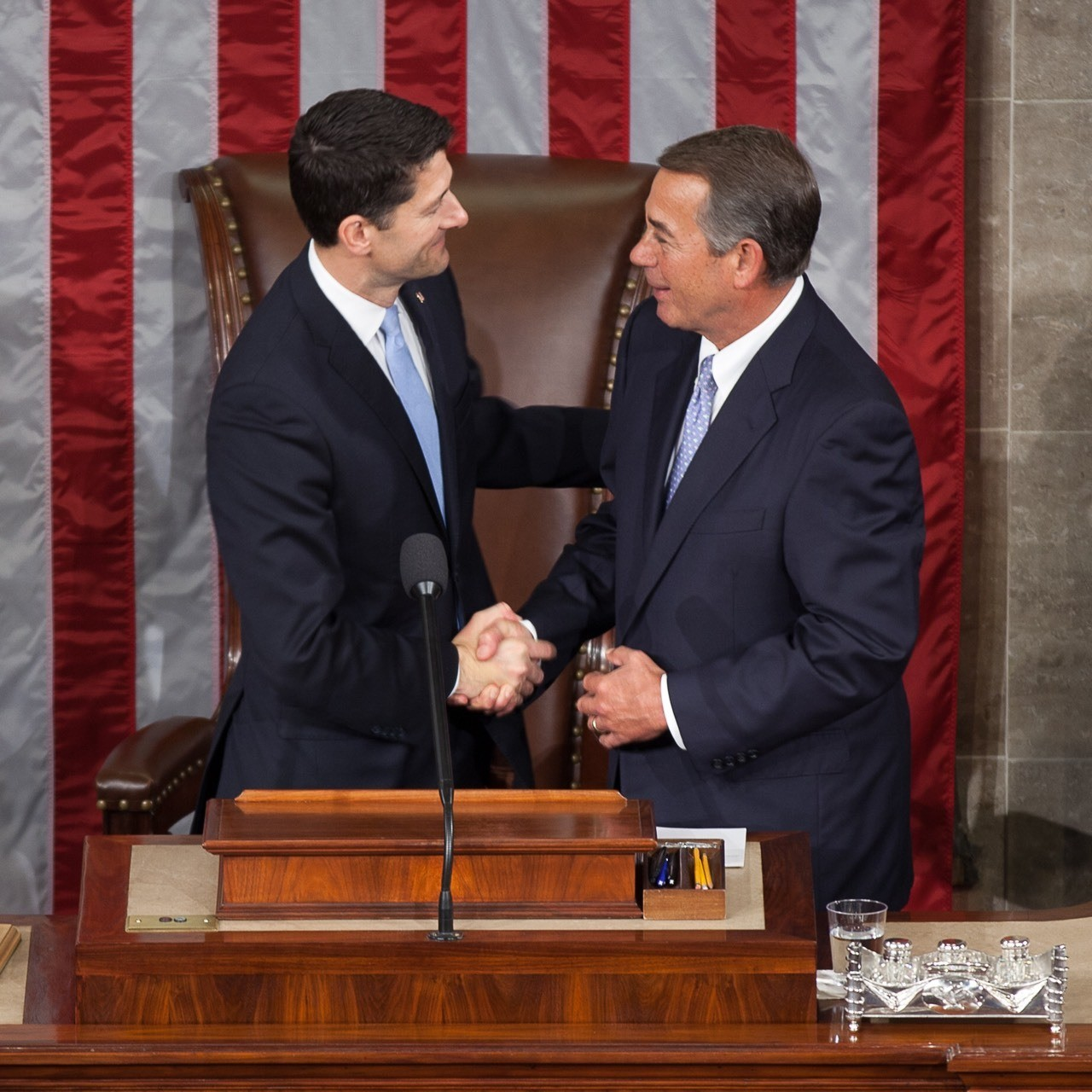 Congratulations Speaker Ryan. I know you will serve with grace & energy.