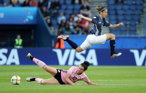 Scotland out after VAR drama as Argentina snatch 3-3 draw