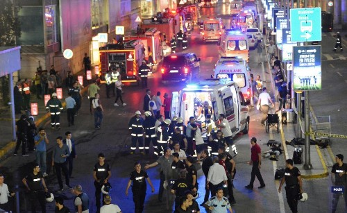 The Week in Review: Istanbul Airport Terror Attack