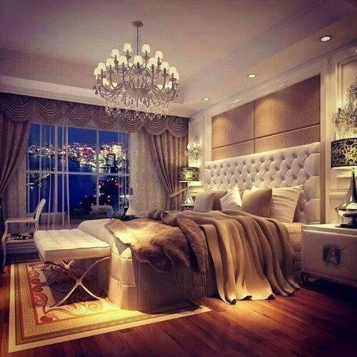 Los colores la combinacion de to s los elementos hace de esta habitacion el lugar perfecto para compartirlo con nuestro ser amado.....