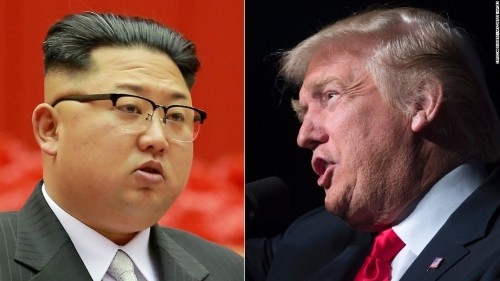 Confused by Trump, North Korea contacts ex-US officials
