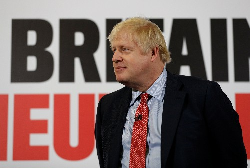 UK will have time to strike trade deals after Brexit: Johnson