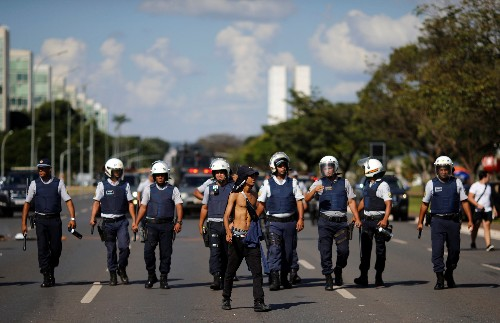 Brazil education freeze spurs biggest protests yet against Bolsonaro government