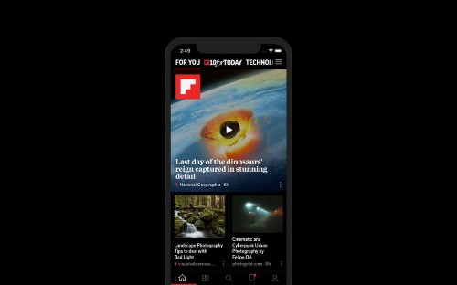 Rejoice: Dark Mode on Flipboard Is Here!