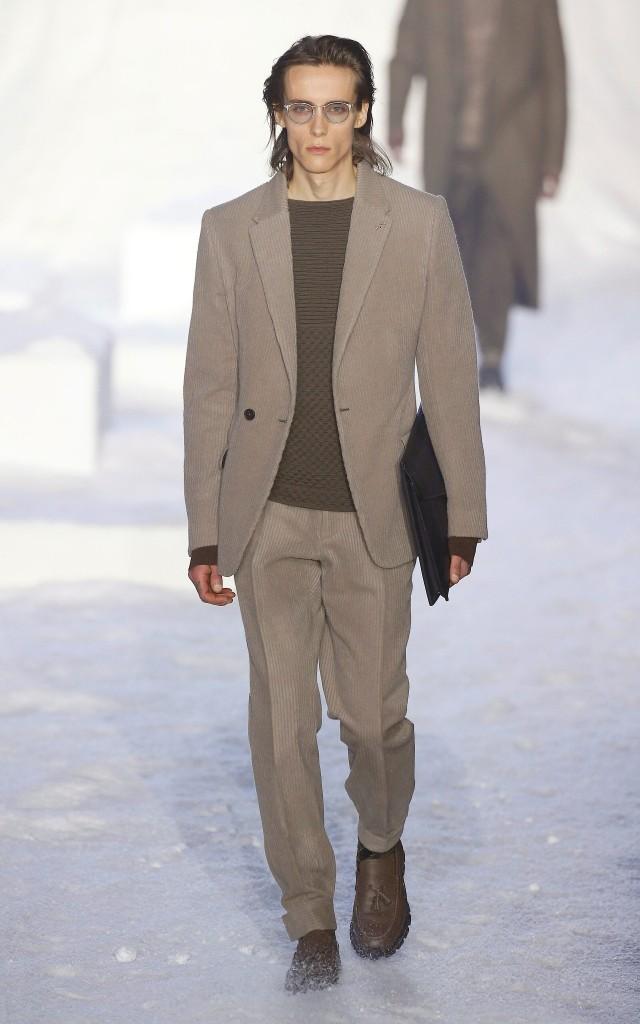 Six of the most eye-catching looks at Milan men's fashion week