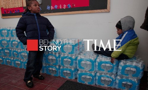 Behind the Story: TIME's Flint Water Crisis Cover Piece