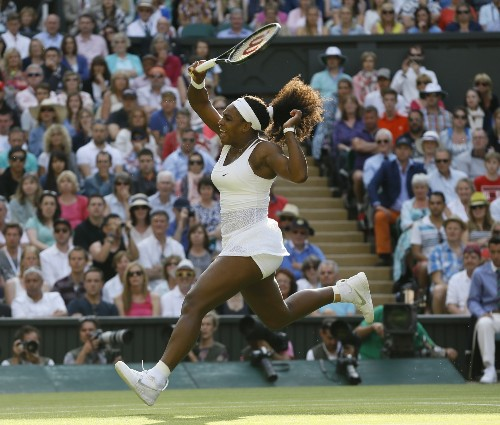 Wimbledon Day 5 in Pictures