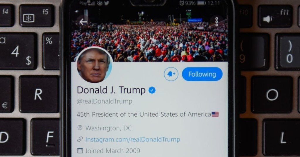 What Happens to Trump's Twitter Account When Biden Becomes POTUS?