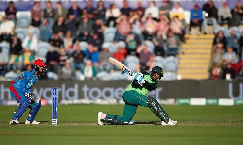Cricket: Afghanistan dismissed for 125 as South Africa set easy target