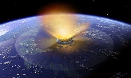 Asteroid's 'bad timing' killed off dinosaurs, new evidence shows