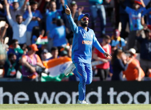 Cricket: Shami final-over hat-trick steals India win over Afghanistan