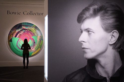 David Bowie's Art Collection To Be Auctioned by Sotheby's: Pictures