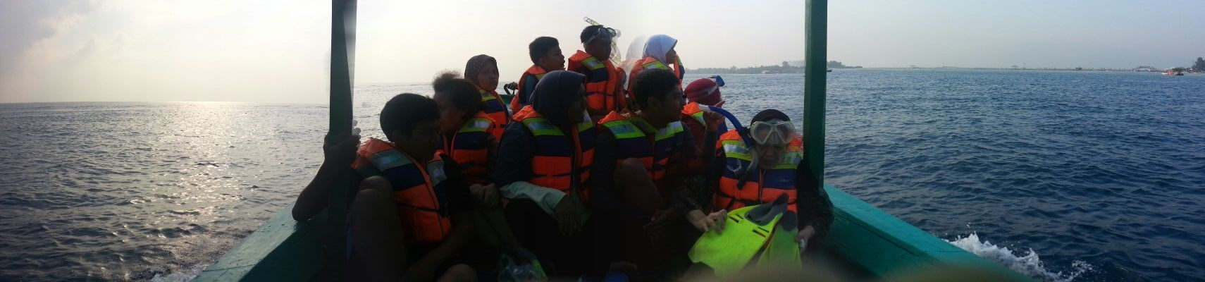 Rafting time..