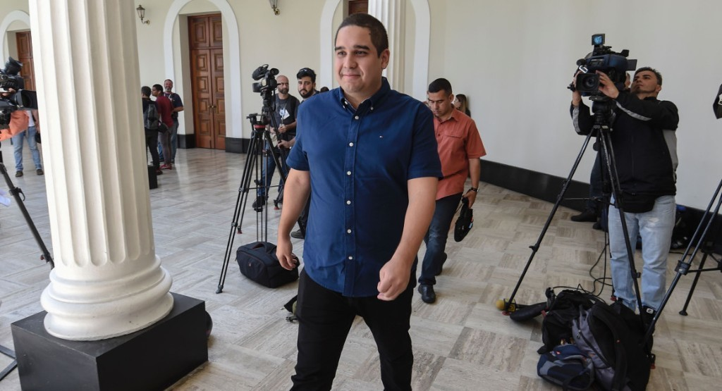 Maduro's son threatens to 'take the White House' with guns in case of U.S. intervention