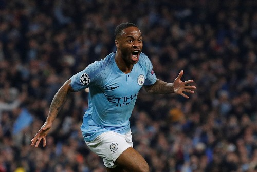 Soccer: England's Sterling honoured with award for fighting racism