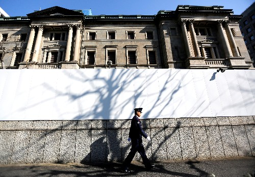 BOJ maintains view on regional economies, but warns of trade risk
