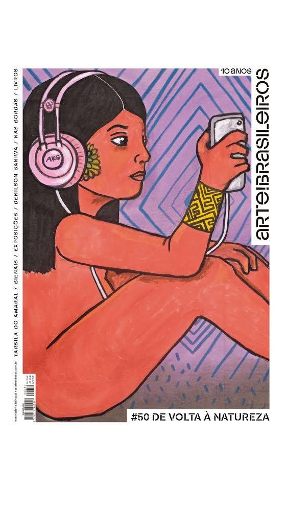 ARTE!Brasileiros #50 - cover