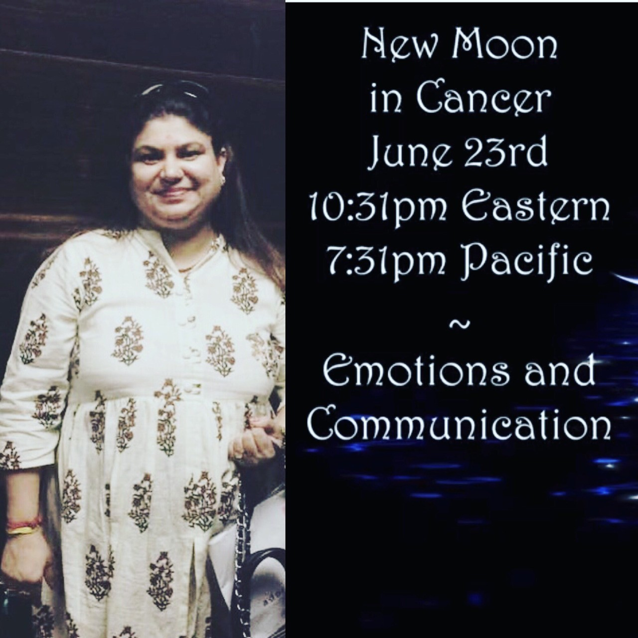 #newmoon in #cancer gaining huge benefits #goodtimes #rejoiceover #negative bids goodbye #predictions #zodiac #staytuned #live #readings #guidance #July #appointments #Live #Omshanti #Team #Gurumaa #astrology www.bhrigushree.com