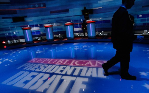 5 Topics for…Republican Presidential Debate #1