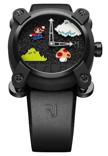 Romain Jerome Creates A Watch For True Mario Fans