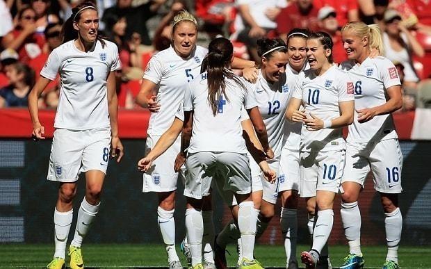 England women will each bank £35,000 bonus for winning World Cup