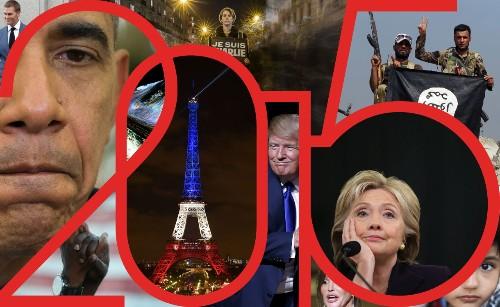 Es tiempo de revisar el 2015: Las historias más destacadas del año