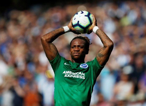Soccer: Brighton's Bong signs new one-year deal