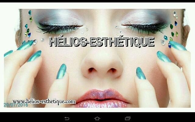 HÉLIOS-ESTHÉTIQUE - Magazine cover